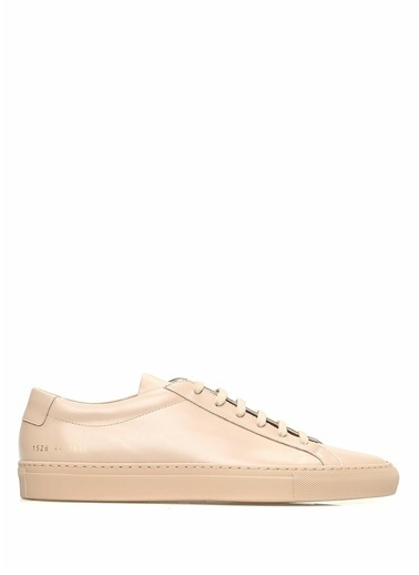 Common Projects Sneakers Pembe